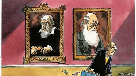 """The battle of the scientists""   ""GE""   Global Economy - Küresel Ekonomi   Scoop.it"