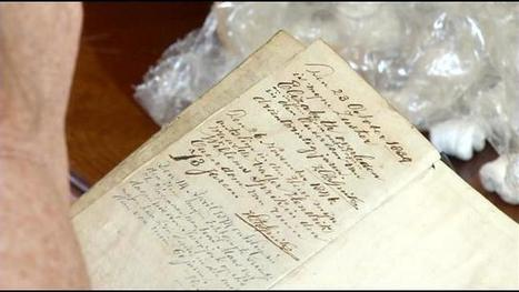 Discovery of lost 200-year-old Bible reveals family history - WDRB | Genealogy | Scoop.it