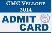 Download CMC Vellore Exam Hall Ticket 2014|CMC MBBS Exam Admit Card | jobsweb.in | Scoop.it