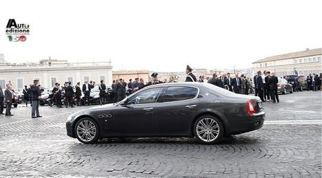 Italiaans ministerie van defensie doet stapje terug wat betreft Maserati's | Auto Edizione | La Gazzetta Di Lella - News From Italy - Italiaans Nieuws | Scoop.it