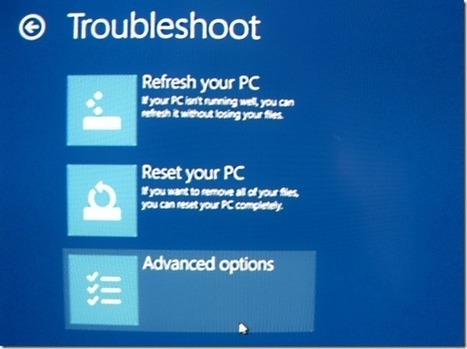 How to boot in Safe mode while dual booting Windows 8 | SandyPims | Scoop.it