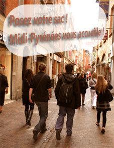 CRIJ Toulouse Midi-Pyrénées : - Bienvenida ... recién llegados | Toulouse La Ville Rose | Scoop.it