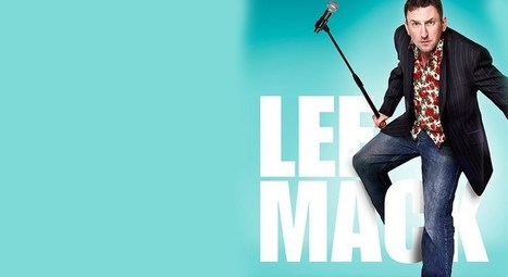 Lee Mack at the LG Arena | Birmingham Life | Scoop.it