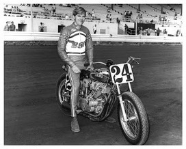 Jim Rice Named as Grand Marshal for AMA Pro Flat Track Grand National Championship Sacramento Mile on May 30 | California Flat Track Association (CFTA) | Scoop.it
