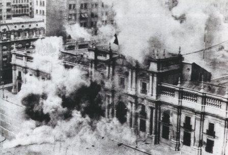 11 septembre 1973 - Mort tragique de Salvador Allende - Herodote.net | Un peu de tout et de rien ... | Scoop.it