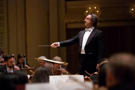 In Chicago, a Maestro and Musician - Wall Street Journal | Classical and digital music news | Scoop.it