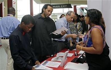 US job openings near 13-year high, hiring rises | enjoy yourself | Scoop.it
