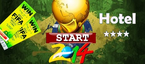 Win two tickets for the FIFA World Cup Final 2014 | FIFA World Cup 2014 - Win tickets | Scoop.it