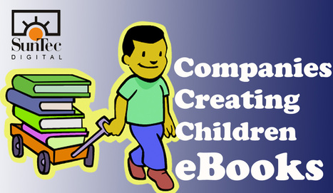 Companies creating children books for iPads | Stuff About Books | Scoop.it