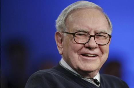 Warren Buffett investit des millions dans une startup israélienne | News, Innovative Idea & energy | Scoop.it