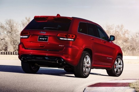 New Jeep Grand Cherokee 2014 model wins best competition Q U | Dhow Dinner Cruise and Dubai Sightseeing Tour | Scoop.it