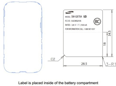 Samsung SM-G870A slides through the FCC, possibly AT&T's Galaxy S 5 Active | Tech And Gadget News | Scoop.it