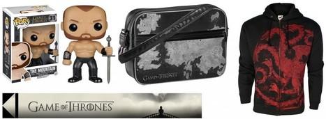 Le total look Game of Thrones débarque au mois de mai ! - La Gazette du Geek | Actualité | Scoop.it