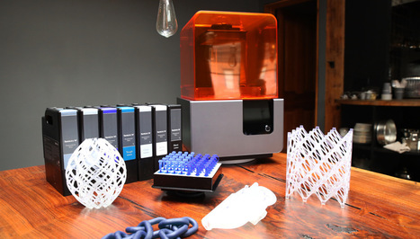 The Formlabs Form 2 Brings The 3D-Printing Magic (Again) | 3D Printing and Fabbing | Scoop.it