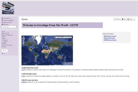 Capzles 4.1 GLOBAL DIGITAL STORYTELLING PRESENTATION #storytelling_INTEF   ICT IN BILINGUALISM   Scoop.it