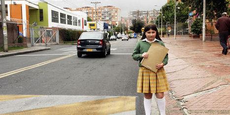 La niña que cambió la movilidad de la 151 - Bogotá - El Tiempo | Next Education | Scoop.it
