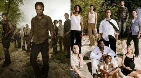 Walking Dead: Is It the New Lost? | sériphilie aigüe | Scoop.it