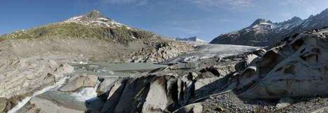 Glaciers melt faster than ever | Sustain Our Earth | Scoop.it