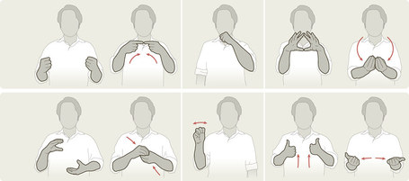 Crowdsourcing site compiles new sign language for math and science | Radio Show Contents | Scoop.it