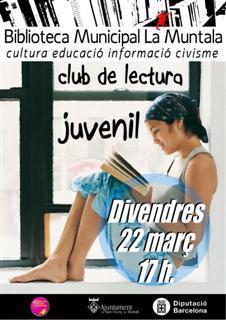 trobada presencial divendres 22 març 17 h. | club de lectura | Scoop.it