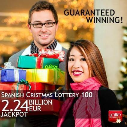 How to Participate in the Spanish Christmas Lottery Draw by Zsolt P.   Make it a special weekend ! Euro Millions draw this Friday   Scoop.it