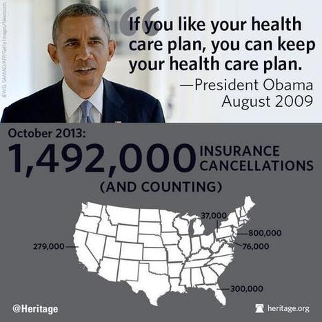 Twitter / JimDeMint: Please RT: 1,492,000 insurance ... | Restore America | Scoop.it