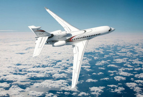 Le Falcon 8X de Dassault sera assemblé à Bordeaux | Osez Bordeaux | Avionics & Patents | Scoop.it