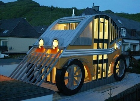 The Strangest Buildings on Earth | Communication design | Scoop.it