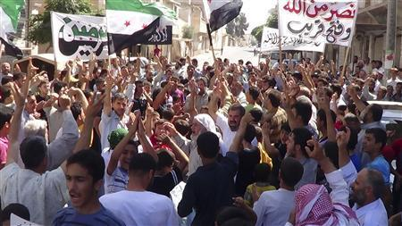 #Syria gov troops stormed into a Palestinian refugee district and ... | News from Libya | Scoop.it