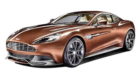 Aston Martin dubs its new flagship Vanquish | SAN JOSE AUTO BODY SHOP & DENT REPAIR | Scoop.it