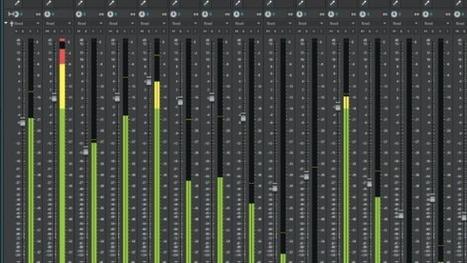 Multi-Track Audio Mixing for Video Editors | TRATAMENTO SONORO E ESTILOS MUSICAIS | Scoop.it