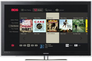 MOG Comes to Boxee & Target Stores | Radio 2.0 (En & Fr) | Scoop.it