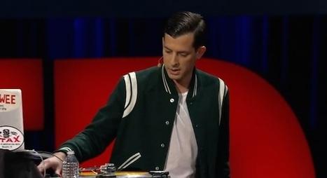 Mark Ronson's TED Talk: In Defense Of Sampling | DJing | Scoop.it