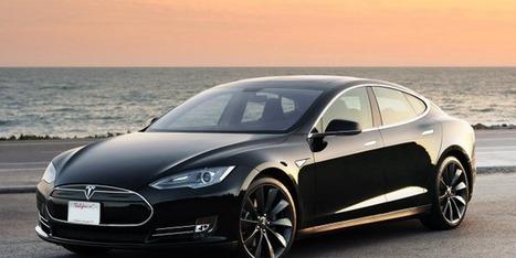 Tesla lance la double motorisation électrique   Marketing Automobile ( marketing, business et strategie)   Scoop.it