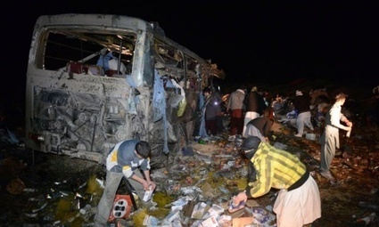 Blast on bus kills 22 Shia pilgrims in Mastung | World News | Scoop.it