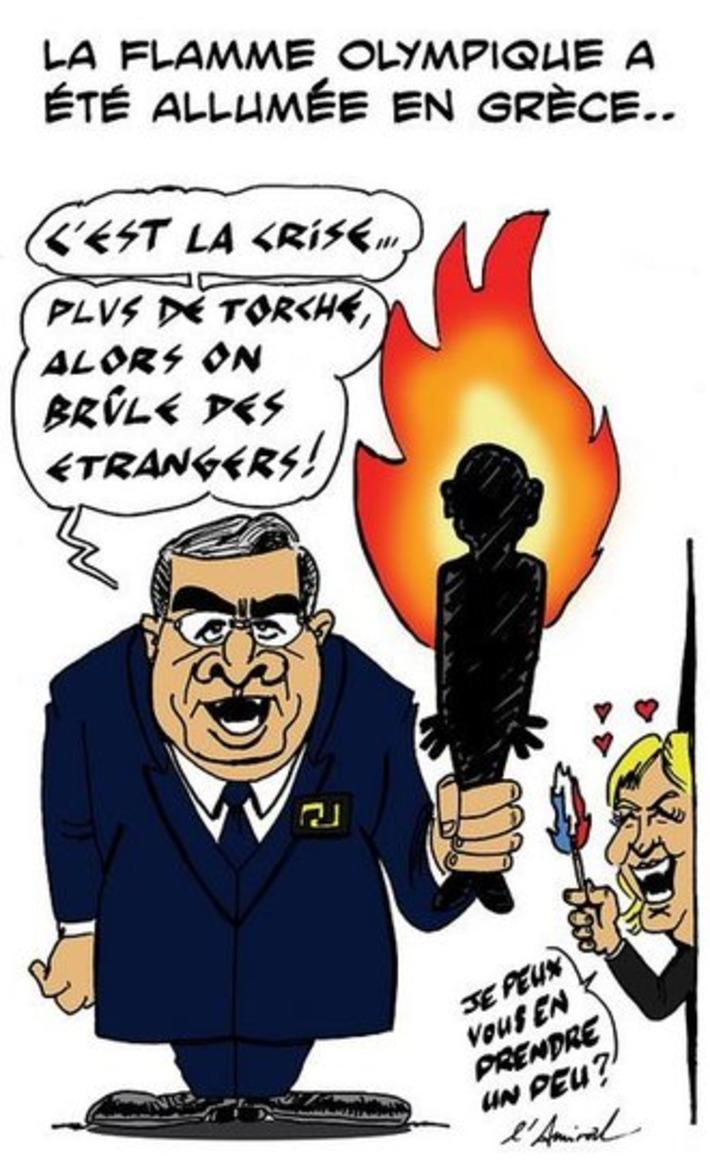 La flamme olympique a été allumée en Grèce | Baie d'humour | Scoop.it