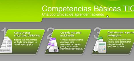 Competencias Básicas TIC · Una oportunidad de aprender haciendo | Habilidades matemáticas y geométricas | Scoop.it