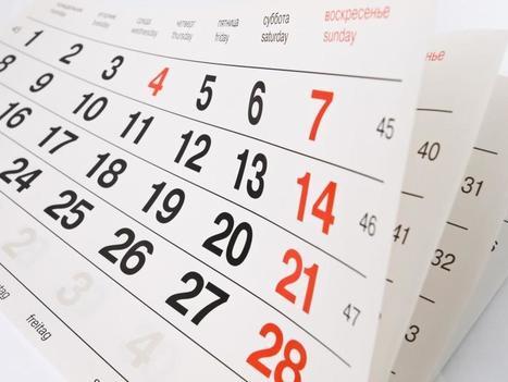 ¿De dónde provienen los nombres de los meses del año? | Fundamentos Léxicos | Scoop.it
