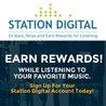 Online Digital Radio Stations