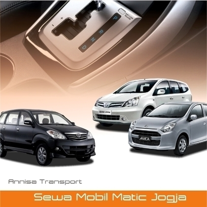 Sewa Mobil Matic Jogja, Murah Pemesanan Mudah | Agen Tour Rental Mobil Jogja | Scoop.it