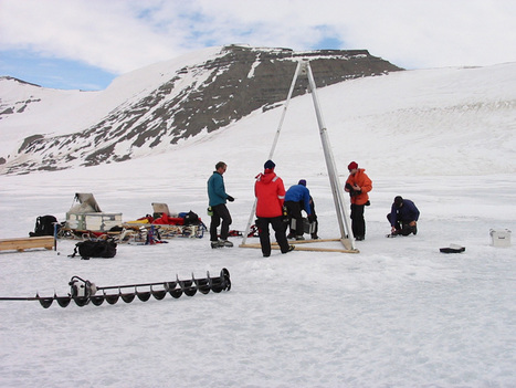 Life found in the sediments of an Antarctic subglacial lake buried for over 100,000 years | Amazing Science | Scoop.it