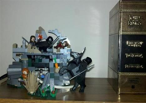 Raspberry Pi • View topic - Lego Lord of the Rings case | Raspberry Pi | Scoop.it