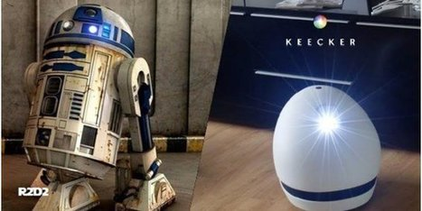 Hologramme, robots, drone... : ces startups qui font de Star Wars une réalité | Une nouvelle civilisation de Robots | Scoop.it