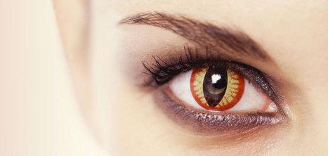 Advierten de los riesgos de utilizar lentes de contacto cosméticas sin la prescripción profesional | Salud Visual 2.0 | Scoop.it