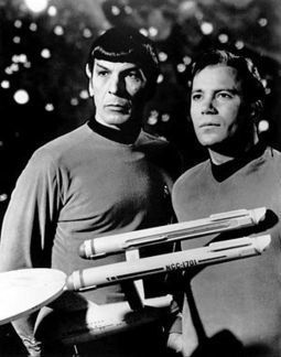 How Captain Kirk and Spock exemplify Leadership - Forbes | Mediocre Me | Scoop.it