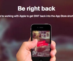 Apple pulls Bang With Friends hookup app from the App Store | dating in my city | Scoop.it