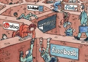 La biblioteca universitaria en la web social: ¿Qué opinan los usuarios?   Xarxes socials i biblioteques universitàries   Scoop.it