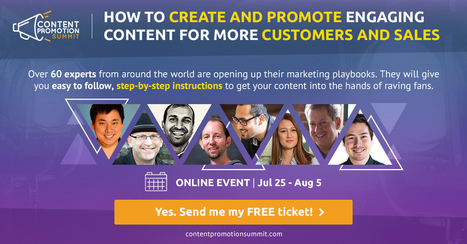 Watch 65 Smart Marketers Help You Be A Better Marketer | The Content Marketing Hat | Scoop.it