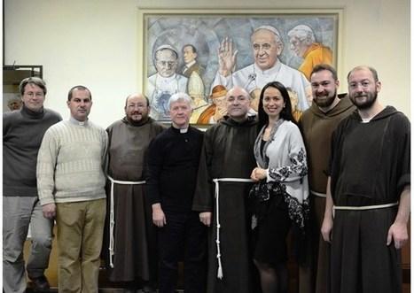 Medzi misionármi milosrdenstva sú aj redemptoristi a kapucíni zo Slovenska   Správy Výveska   Scoop.it