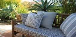 Materials that are Best Suited for Outdoor Furniture | Home decor, fabric, upholstery | Scoop.it